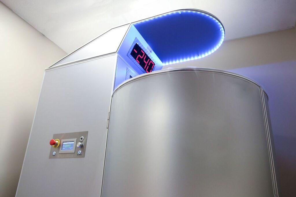 Cryotherapy Philadelphia - Booth 5